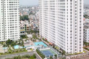 Cho thuê căn hộ Samland Giai Việt, Q. 8, 82m2, 2PN, 2WC, full NT, giá: 9tr5. LH: 0938099777
