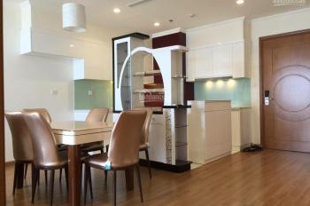 Bán gấp căn hộ Sông Hồng Park View - 165 Thái Hà, 120m2, 3PN đồ cơ bản, căn góc, giá chỉ 32tr/m2