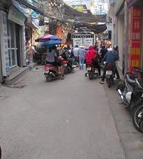 Lô góc đất Triều Khúc, Thanh Xuân 90m2, mặt tiền 9,8m, ô tô đỗ cửa, giá 6,3 tỷ