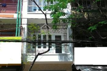 Cho thuê nhà NC hẻm 8m Sư Vạn Hạnh, Q10, DT: 5x18m, 4 tầng, có ST. Giá: 32.5tr/th