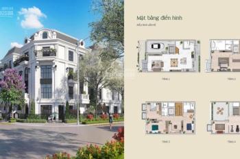 Biệt thự nhà phố liền kề, villa Thạch Bàn Elegant Park Villa - CĐT MIK với chính sách tốt nhất