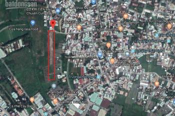 Bán đất Hóc Môn ấp 1, xã Đông Thạnh, diện tích 5561,8m2 - 3614,8m2 thổ cư còn lại là đất trồng cây