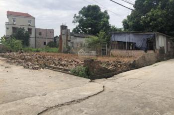 Bán lô góc 230m2 đất tại tổ 9 thị trấn Quang Minh, giá đầu tư, LH 0981682290
