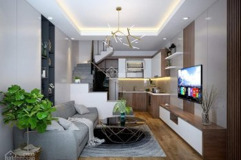Ngõ 130 An Dương, Tây Hồ, 27m2, 4 tầng, 2.9 tỷ, nhà mới tặng toàn bộ nội thất