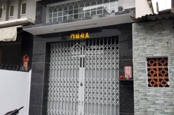 Nhà cho thuê 3m x 23m, 1 lửng, Phạm Văn Chí, Phường 4, Quận 6