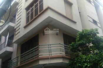 CC cho thuê nhà phân lô tại khu Nguyễn Thị Định - Hoàng Ngân, dt 100m2*5 tầng, căn góc. Giá 40tr/th