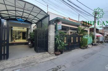 Bán nhà 1 trệt 1 lầu, hẻm ô tô ngay Giáo xứ Bùi Thái, Phường Tam Hòa, gần cầu Suối Linh