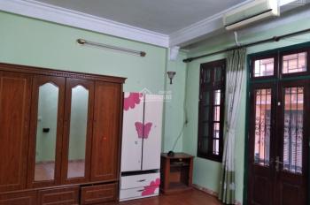 Cho thuê nhà 4 tầng x 38 m2 Bạch Mai full nội thất ngõ ô tô giá 9 triệu / tháng, LH 0902065699