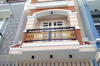 Nhà riêng gần chợ Phú Lâm, 3 tấm, 105m2, sát mặt tiền đường 10m