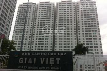 Cần bán gấp căn hộ Giai Việt 150m2, 3PN, nhà đẹp, thoáng mát. giá bán 4 tỷ