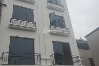 Bán nhà 4 tầng lô góc 2 mặt thoáng Vân Canh, TK đẹp và hiện đại. Ngõ trước nhà 2,5m, gần đg ô tô