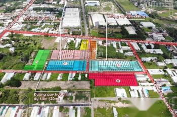 Đất nền trung tâm TX Phú Mỹ, vị trí tuyệt đẹp ngay cổng KCN Mỹ Xuân, sổ sẵn giá F0 chỉ 6,9tr/m2