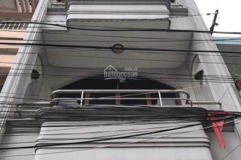 Gần chợ Phú Lâm! Nhà 3 tấm mặt tiền Bà Hom P13, DT: (5,2x22)m giá: 15 tỷ (TL)