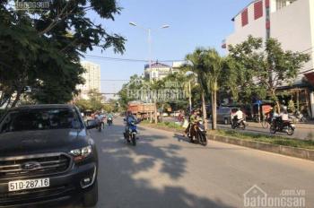 Cho thuê nhà 1 trệt 2 lầu, giá 24 tr/tháng, mặt tiền đường 30m, KDC Nam Long Phú Thuận Q7