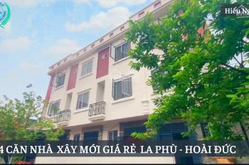 Mở bán 4 căn nhà giá rẻ La Phù - Hoài Đức 1.35 -1.45 tỷ cực đẹp 34m2-3T-3PN về ở ngay *0988236638*