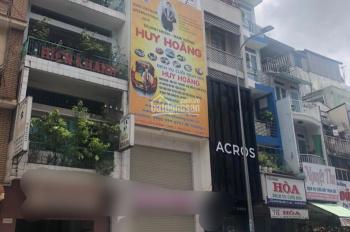 Cho thuê nhà (MT) Nguyễn Đình Chiểu, Quận 3, 4x10m, 5 lầu
