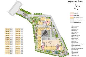 Bán căn hộ Opal Skyline ngay trung tâm TP Thuận An, giá chỉ 1 tỷ