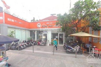 Cho thuê nhà mặt tiền Tân Định, quận 1, 8x20m, trệt lầu giá 80 triệu/tháng
