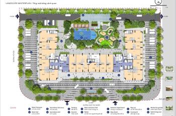 Cho thuê shophouse chung cư Anland 2 mặt đường Tố Hữu mật độ cư dân đông đúc trực tiếp chủ đầu tư