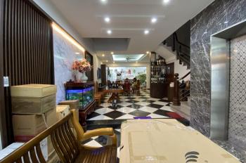 Cần bán gấp căn nhà siêu to khủng lồ Kim Giang, DT 140m2 xây 7 tầng có thang máy, ô tô vào nhà