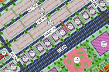 Cháy hàng liên tục mỗi đợt mở bán KĐT nghỉ dưỡng Phương Đông Vân Đồn LK 18 gần mặt đường 58m