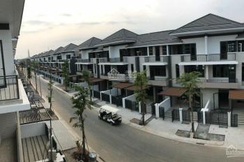 Bán nhà phố vườn dự án ven sông Lavila, 5,5x17,6m, trệt, 2 lầu, giá tốt nhất 7,8 tỷ, hướng Đông Nam
