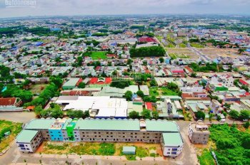 Chủ kẹt tiền cần ra giá ngộp cho lô góc 82m2 ngay chợ Phú Phong MT ĐT 743, SHR thổ cư 100%