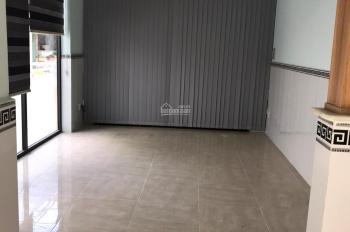 Nhà 2 mặt tiền đẹp Phan Văn Trị, P12, Q. Bình Thạnh gần ngã tư 3.8x10m
