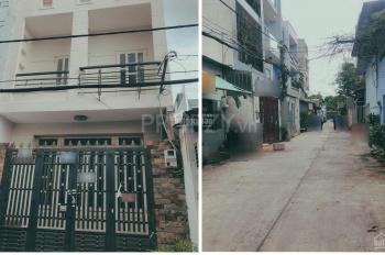 Nhà hẻm đ. Bờ Bao Tân Thắng ngay Aeon Mall, 6tr/ tháng, 1 trệt 1 lầu 2PN, hẻm xe hơi, không ngập