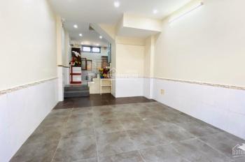 Cho thuê nhà mặt tiền trung tâm Q3, đường Bàn Cờ, Phường 3, Quận 3, 4.5x15m, 3 lầu