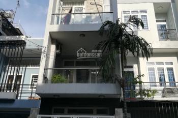 Bán nhà NCMT 1 trệt 2 lầu Bàu Cát 2, Q. Tân Bình diện tích 4x14m. Giá 9.6 tỷ
