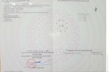 Cần bán đất nền 91,4m2 tại KDC Đông Hưng gần viện 109, sổ đỏ chính chủ. LH: 0967630468