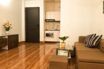 Chính chủ cho thuê căn hộ dịch vụ phố Mễ Trì, full đồ - NT, 1 phòng khách - 1PN, DT 32 - 38m2