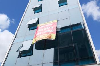Cho thuê tòa nhà Bà Triệu Hà Đông 172mx 8T thông sàn thang máy đường 20m, giá 95tr/th LH 0987413558