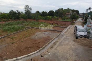 Cần bán đất Phú Cát - Quốc Oai - khu công nghệ cao Hòa Lạc - Quốc Lộ 21 - giá đầu tư