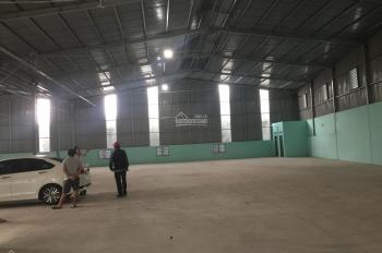 Cho thuê kho xưởng QL22 xã Phước Thạnh, huyện Củ Chi, DT 1600m2, 40tr/tháng