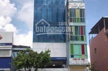 Cho thuê tòa nhà MT 165 Nguyễn Văn Cừ, P2, Q5, DT: 7x28m, hầm + 8 lầu 350tr/th, LH 0911311144 Duy