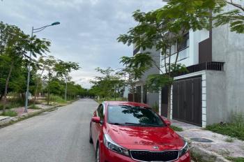 Bán đất - KĐT Nam Đầm Vạc - Vĩnh Yên - DT 104m2 - View trường học - Hướng Nam - LH 0985893282