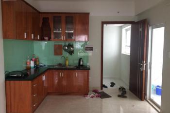 Cần cho thuê gấp căn hộ Giai Việt, quận 8, diện tích: 115 m2, 2PN, 2WC, lầu cao