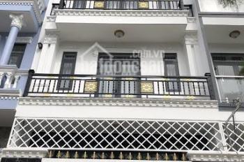 Bán nhà mặt tiền Cư Xá Lữ Gia, P. 15, Q. 11 (DT: 4x14) nhà 3 lầu, giá 12 tỷ, TL