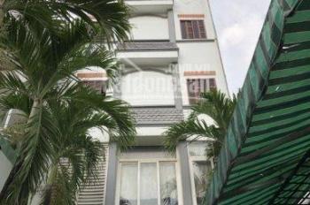 Cho thuê tòa nhà 8x17m, 9 tầng có hầm, 70m2 sân MT đường P. Nguyễn Cư Trinh, Q1, giá hỗ trợ 150tr
