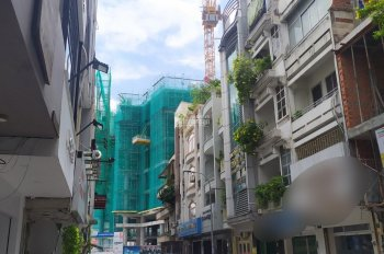 Cho thuê nhà nguyên căn (MT) Đặng Thị Nhu, Quận 1, 4x14m