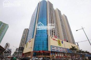BQL tòa nhà Hồ Gươm Plaza 110 Trần Phú Hà Đông cho thuê VP DT 50m2, 100m2, 250m2, 160 nghìn/m2/th
