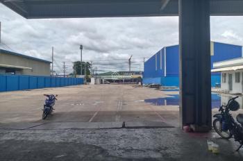 Cho thuê xưởng 11.000m2 giáp Hồ Chí Minh, 350 triệu/tháng