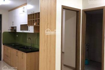Cho thuê căn 02 phòng ngủ có sẵn tủ bếp, điều hòa ở Ruby City 3, giá 4.5tr/tháng, LH: 0963446826