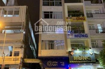 Bán nhà mặt tiền An Dương Vương giao Lê Hồng Phong, P. 3, Q. 5, DT: 4.2x15m, giá bán: 29 tỷ TL