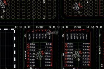 Mua bán LK6, LK7 đường 21m dự án Cao Xanh Hà Khánh A mở rộng, giá 34tr/m2. LH: 0911203651