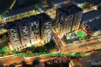 Bán căn hộ CTL Tower Tham Lương. 65m2 lầu trung thoáng mát 1.65 tỷ bao phí