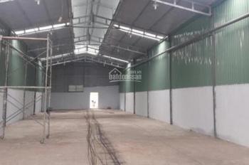 Cho thuê kho xưởng đường Hà Huy Giáp, P. Thạnh Lộc, Q12. DT 700m2/30tr/tháng