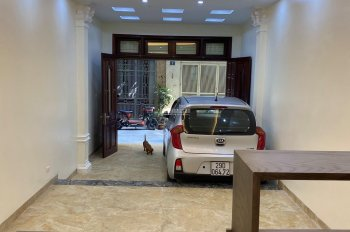 Đẹp nhất phố Hồng Mai, Hai Bà Trưng, 80m2 x 5 tầng, Oto tránh, ngõ thông, gần phố, chỉ 5.3 tỷ TL